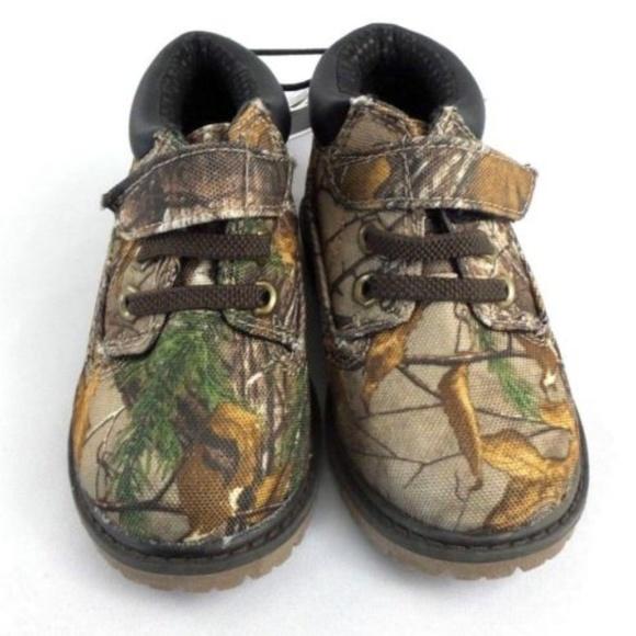 55786388608b9 Granimals Shoes | Garanimals Infant Boys Realtree Camo Hiker Boot 5 ...